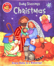 Baby Blessings Christmas  -