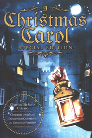 A Christmas Carol, Special Edition  -              Edited By: Stephen Skelton                   By: Charles Dickens