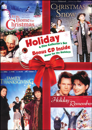 Holiday Collector's Set, Volume 5 with Bonus CD Home for the Holidays  -