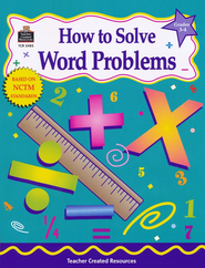 How to Solve Word Problems Grades 3-4   -