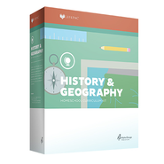 Lifepac History & Geography Complete Set, Grade 4   -