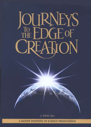 Journeys to the Edge of Creation, 2-DVD Set    -