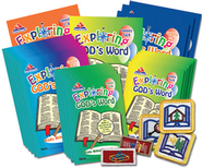 Exploring God's Word Kit, Pioneer Clubs   -