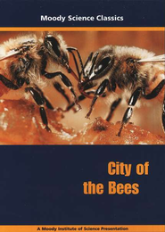 Moody Science Classics: City of the Bees, DVD   -