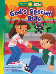 God's Special Rule  -     By: Marjorie Redford, Courtney Rice