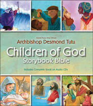 Children of God Storybook Bible Deluxe Edition  -     By: Archbishop Desmond Tutu