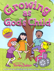 Growing as God's Child Coloring Book  -     By: Shirley Dobson