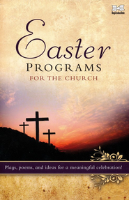 Easter Programs for the Church    -