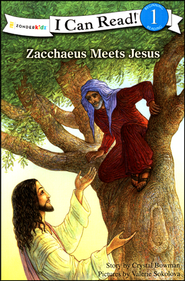 Zacchaeus Meets Jesus  -              By: Crystal Bowman