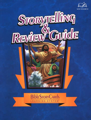 Bible Story Cards Home Kit: New Testament Edition   -