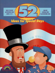 52 Ideas for Special Days  -     By: Nancy Wiliamson