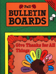 Bulletin Boards: Fall  -     By: Carolyn Jensen