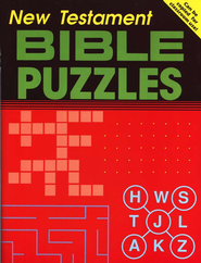 Bible Puzzles: New Testament  -