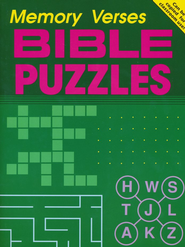 Bible Puzzles: Memory Verse  -