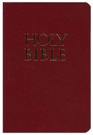 KJV Teeny Tiny Bible (Gospels Only), Red   -              Edited By: ZonderKidz                   By: ZonderKidz(Ed.)