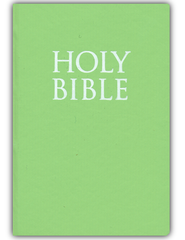 KJV Teeny Tiny Bible (Gospels Only), Spring Green   -              By: ZonderKidz(Ed.)