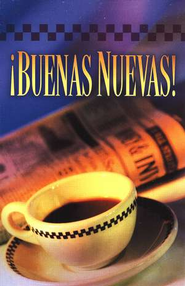 Good News! (Spanish): pack of 25 tracts  -