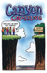 Canyon Crossing, pack of 25 Tracts  -     By: Good News