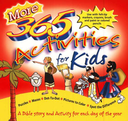 More 365 Activities for Kids  -