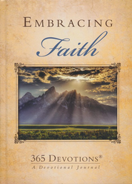 Embracing Faith  -