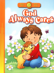 God Always Cares  -     By: Amy Beveridge