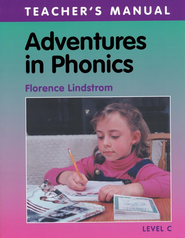 Adventures in Phonics, Level C, Teacher's Manual    -              By: Homeschool