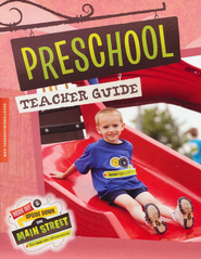 IO Preschool Teacher Guide, Ages 3-5  -