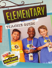 IO Elementary Teacher Guide, Grades 1-3  -