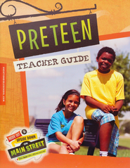 IO Preteen Teacher Guide, Grades 4-6  -