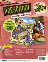IO Preschool Teaching Resources with CD  -