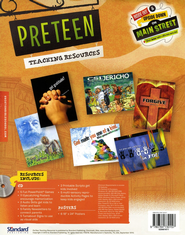 IO Preteen Teaching Resources with CD  -