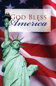 God Bless America, pack of 25 Tracts  -     By: Lindsay Terry