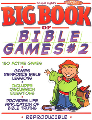 The Big Book of Bible Games #2  -     By: Homeschool