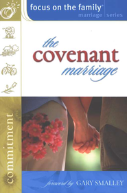 The Covenant Marriage - Focus on the Family Marriage Series Bible Study - Slightly Imperfect  -