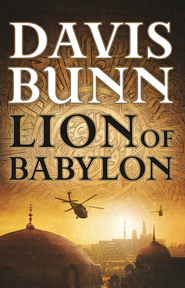 Lion of Babylon, Marc Royce Series #1, Large Print   -              By: Davis Bunn