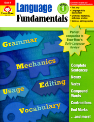 Language Fundamentals Grade 1   -