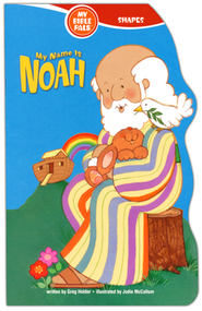 My Name Is Noah  -     By: Greg Holder