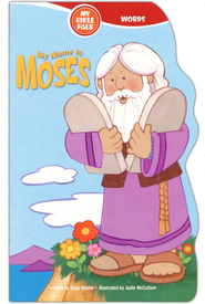 My Name Is Moses  -     By: Greg Holder