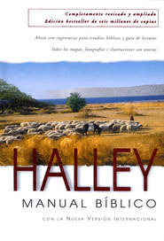 Manual de la Biblia de Halley, NVI  (Halley's Bible Handbook, NIV)  -     By: Henry H. Halley