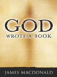 God Wrote a Book - eBook  -     By: James MacDonald