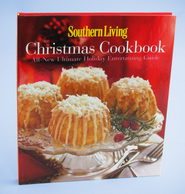 Southern Living: Christmas Cookbook: All-New Ultimate Holiday Entertaining Guide  -