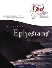 Following God Series: The Book of Ephesians                                       -     By: Eddie Rasnake