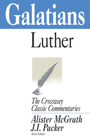 Galatians - eBook  -     By: Martin Luther