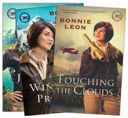 Alaskan Skies Series, Volumes 1-3  -              By: Bonnie Leon