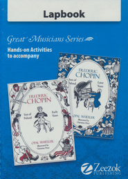 A Hands-On Activity to Accompany: Frederic Chopin, Son of Poland, Early Years and Later Years, CD ROM  -
