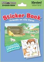 Friends on the Farm  -     By: Standard Publishing