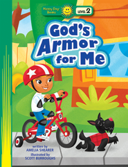 God's Armor for Me  -     By: Amelia Shearer