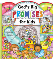 God's Big Promises for Kids  -     By: Crystal Bowman