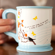 I Am His, Pillar Mug                 -