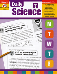 Daily Science, Grade 3  -